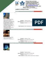 LTC Package - International Destination - Domestic Entitlement