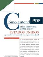 Cómo entender la crisis financiera de los EE-UU