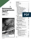 Individual Retirement Arrangements - IRA Guide