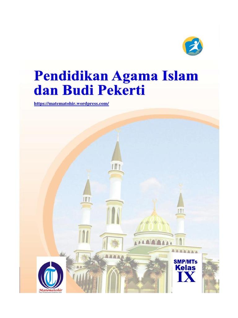 Buku siswa kelas 9 kurikulum 2013 revisi 2018 pdf