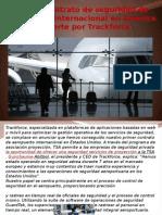 Primer Contrato de Seguridad de Aeropuerto Internacional en América Del Norte Por Trackforce