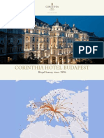 Corinthia Hotel Budapest Hotel Presentation