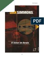 El Bisturí de Darwin - Dan Simmons