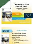 Light Rail Transit Transportation Committee - Central