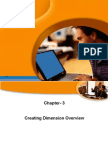 HP 9.3.1 Ch03 Creating Dimension Overview