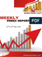 Weekly Forex Report-Makes Money Easy