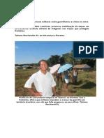 A Amazonia e a Droga