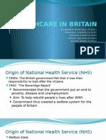 Health Insurance in Britain