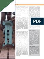 Interlocking Stabilised Soil Blocks