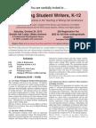 WMWP Best Practices 2015 Program