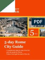 5-Day Rome PromptGuide v1.0