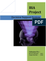 Business intelligence and applications project-Decision support system of Indian railways