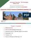 Lecture4-DistributedComputing1