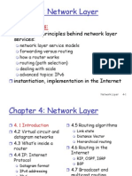 3 Networking Network Layer