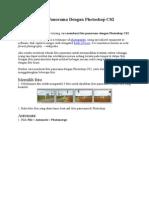Membuat Foto Panorama Dengan Photoshop CS2.doc