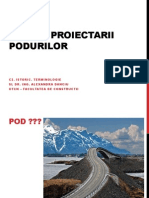 Bazele Proiectarii Podurilor-2