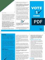 Vote 1 Shirk