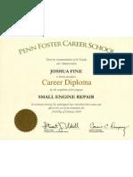 Penn Foster Diploma