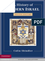 A History of Modern Israel (2nd Ed)