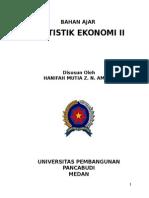 503319091012Bahan Ajar Statistik Ekonomi II (Pertemuan 1-7).doc