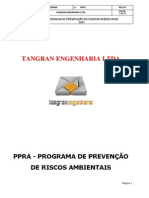 PPRA Telhado