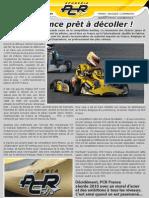 PCR France 2010 • Communiqué n°1