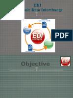 EDI- Electronic Data Interchange