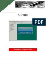 V61 GPost CD Manual