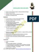 CONCURSO Centenário da Repúblic_Cartaz
