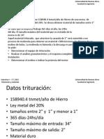 1-Trituracion y Molienda