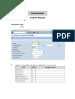 ZFI009_Payment to Vendor