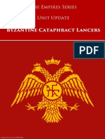 Empires Byzantine Cataphract Lancers