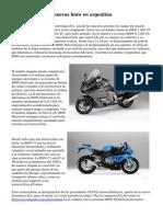 Todo sobre motos nuevas bmw en argentina