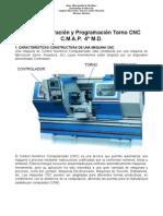 Guía de Operación y Programación Torno CNC