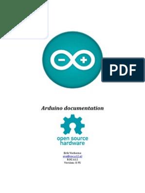 Arduino Documentation | Arduino | Computer Engineering