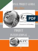 presentazione progetto glob - ingl