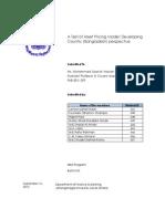 Asset Pricing Model