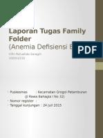 Laporan Tugas Family Folder Ppt Vifin B 26