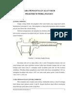 4. Modul Praktikum Fisika Dasar I