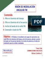 Transmisión FM