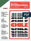 Revista Internacional - Nuestra Epoca N°6 - Edición Chilena - Junio 1981
