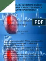 Tratamentul cu IECA la pacienti hipertensivi