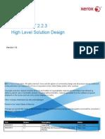 2 2 3 High Level Solution Design v14