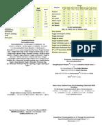 3GW QR Sheet