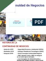 Recuperación desastres