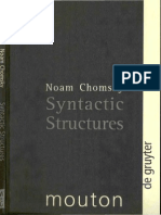 Noam Chomsky - Syntactic Structures (1957)
