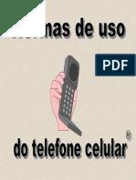 Telefone Celular - Normas de Uso - Nicolau Bello