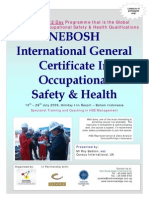 Nebosh Batam Jul 09