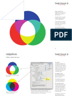 CMYK GUIDE CMYK is a Limited Color Space