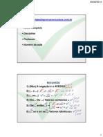 Sgc Inss 2014 Tecnico Revisao 1 Raciocinio Logico 01 a 02